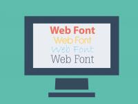 Saber qué tipografia usa una página web