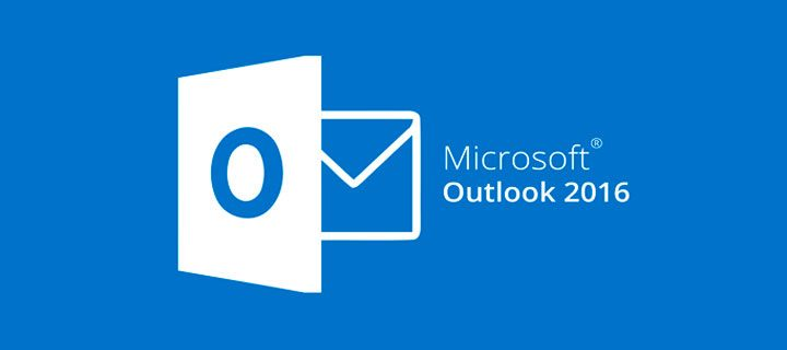 Configurar correo corporativo en Outlook 2016