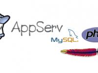 AppServ: Como resetear la contraseña root MySQL