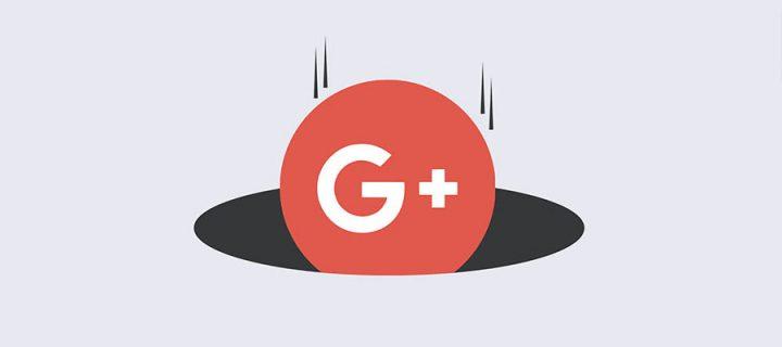 Google+ dejará de funcionar desde el 2 de abril de 2019