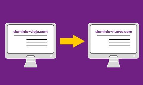 ¿Cómo cambiar de forma segura mi pagina a un nuevo dominio?